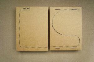 迷你版文庫盒正面vs.背面