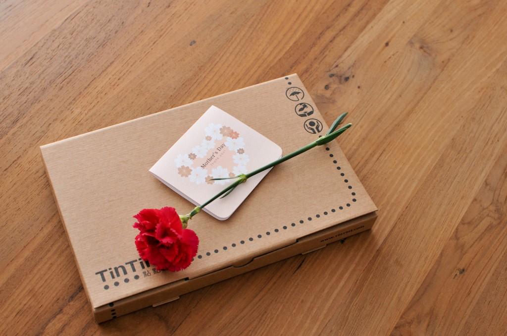 母親節禮物 花馨卡