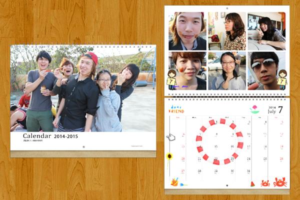 掛曆範例02