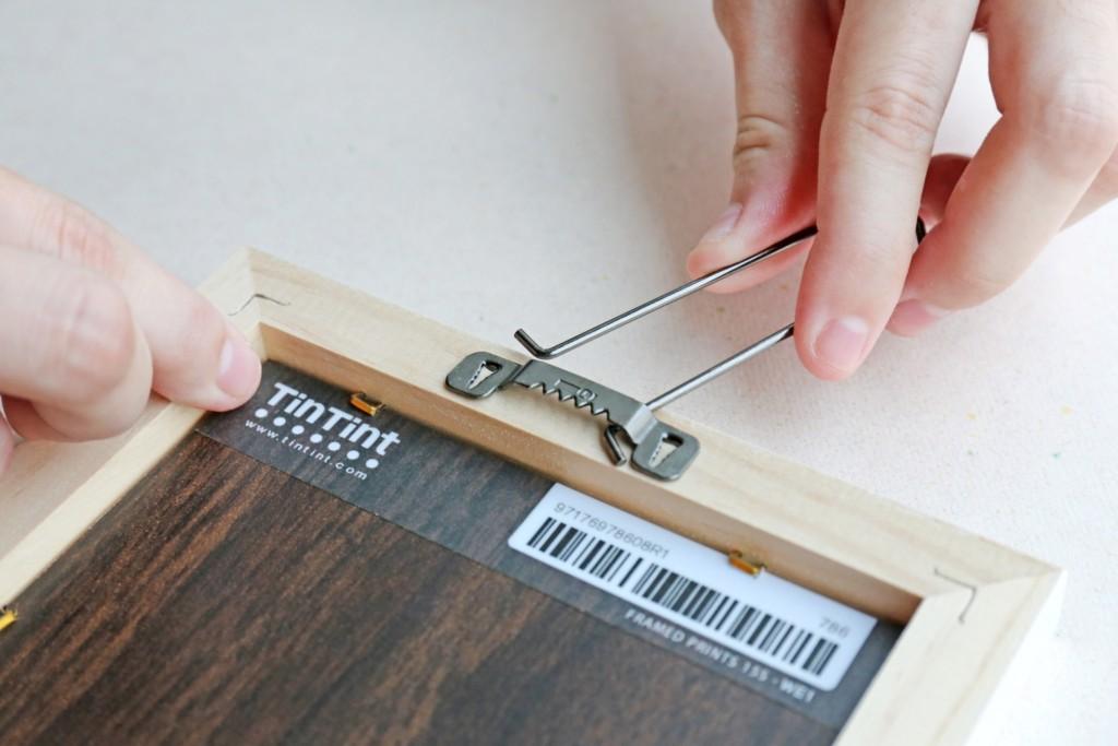 小木框畫開箱_14