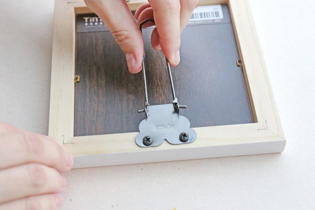 小木框畫開箱_8-1