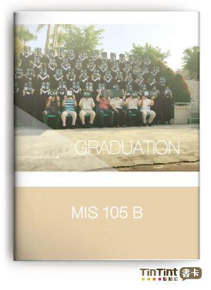 MIS 105 B