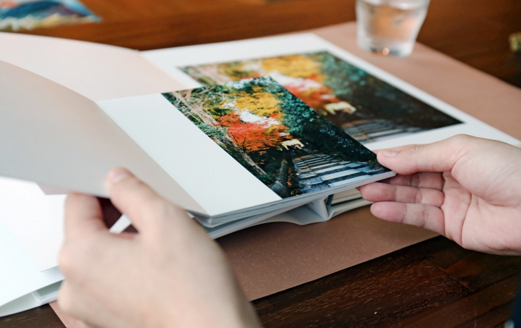 攝影集印刷