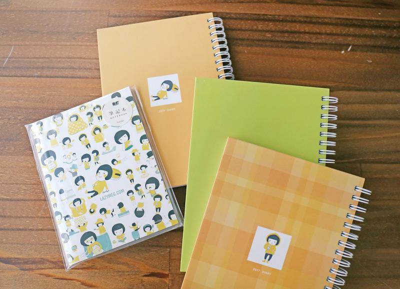 的手帐,完全不输给设计师插画家制作的联名笔记本,自己画自己做的手帐