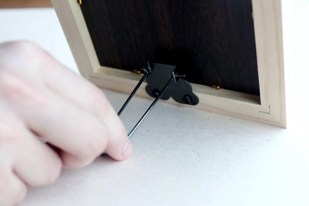 小木框畫開箱_11