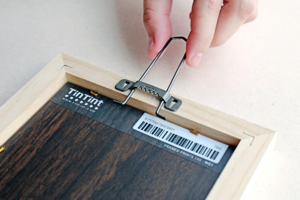 小木框畫開箱_15