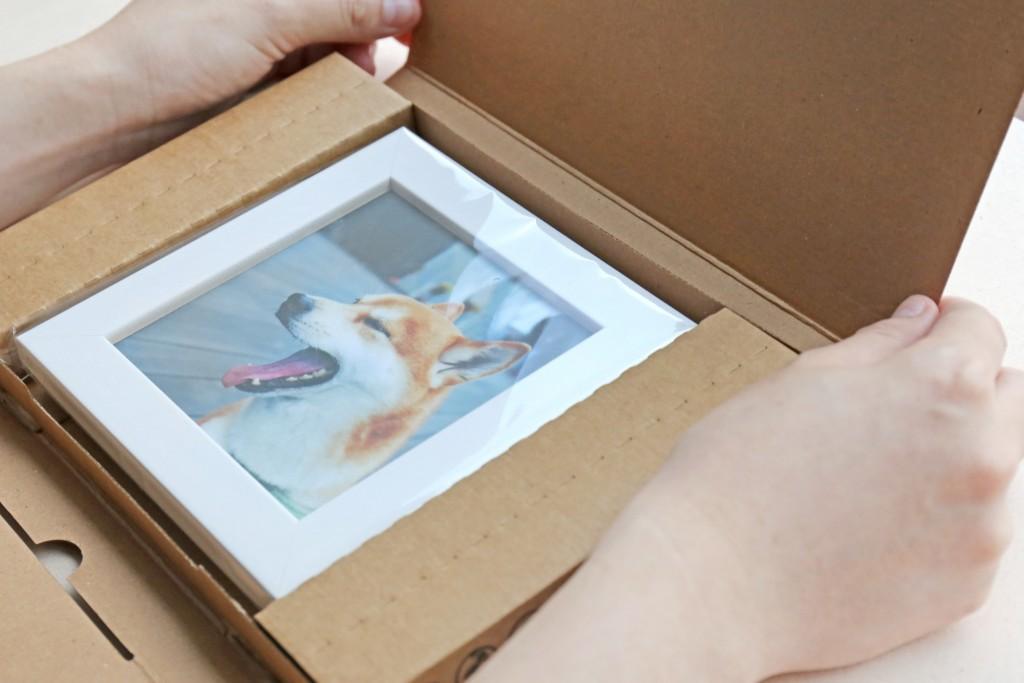 小木框畫開箱_2