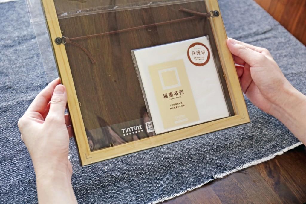 點點印木框畫開箱_7