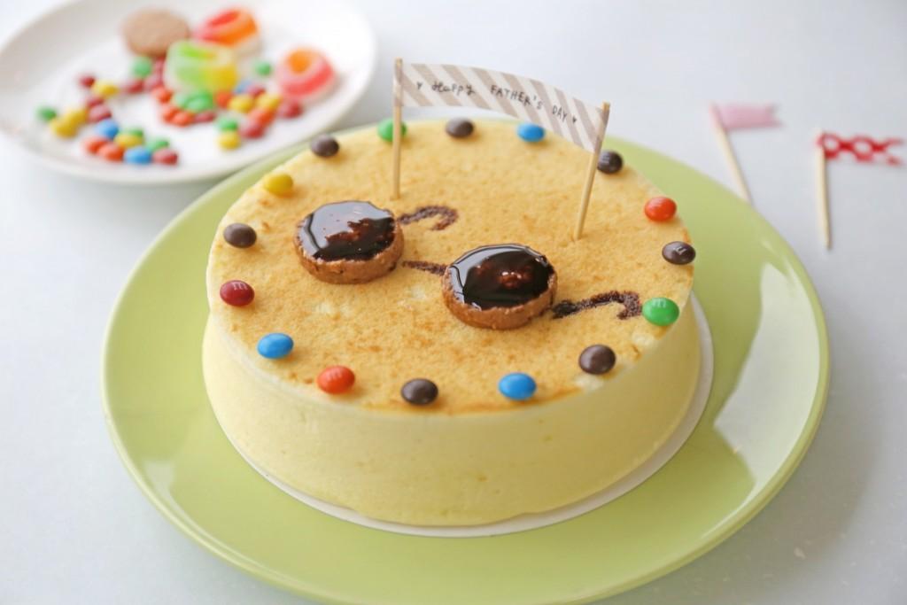 點點印_手作父親節蛋糕_8